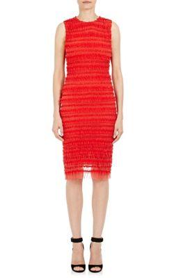 Givenchy Dresses Polka Dot Sheath Dress