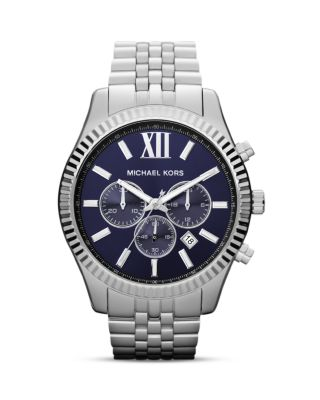 Michael Kors Jewelries Lexington Watch, 45mm