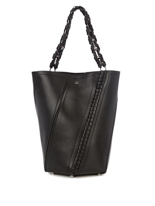 Proenza Schouler Leathers Hex medium leather shoulder bag