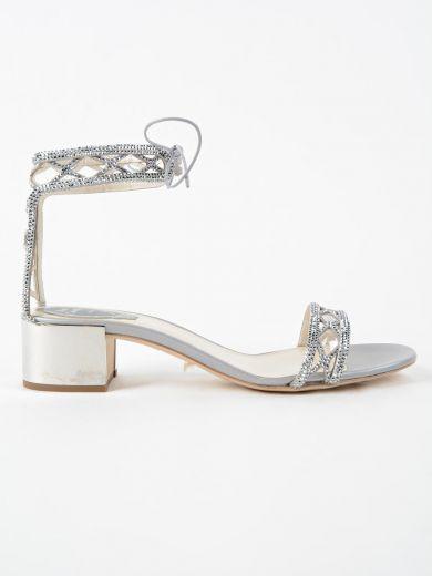 René Caovilla Crystals Rene Caovilla Sandal H 40