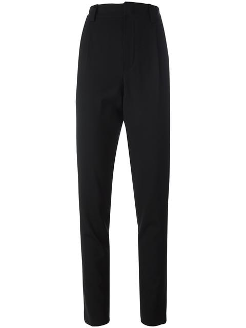 ANTHONY VACCARELLO CLASSIC TAPERED TROUSERS