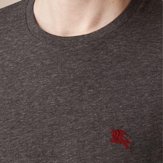 Burberry Cottons LIQUID-SOFT COTTON TOP