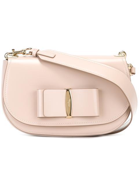 Vara flap shoulder bag