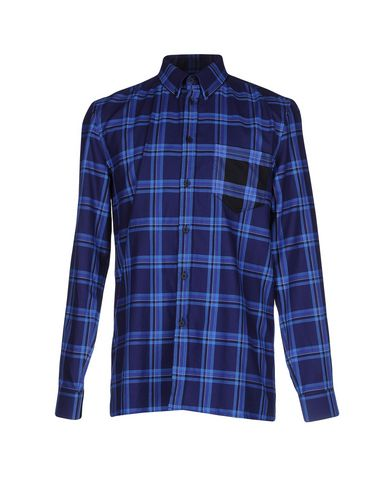 Givenchy Cottons Checked shirt