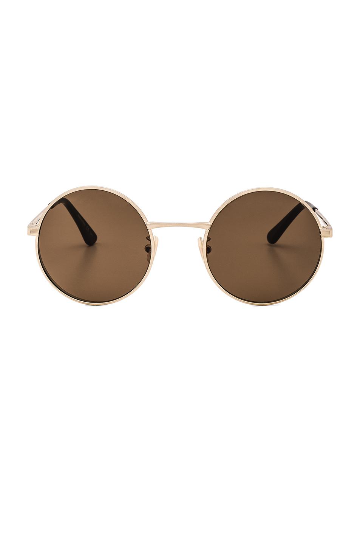 SL 136 Zero 52MM Round Sunglasses