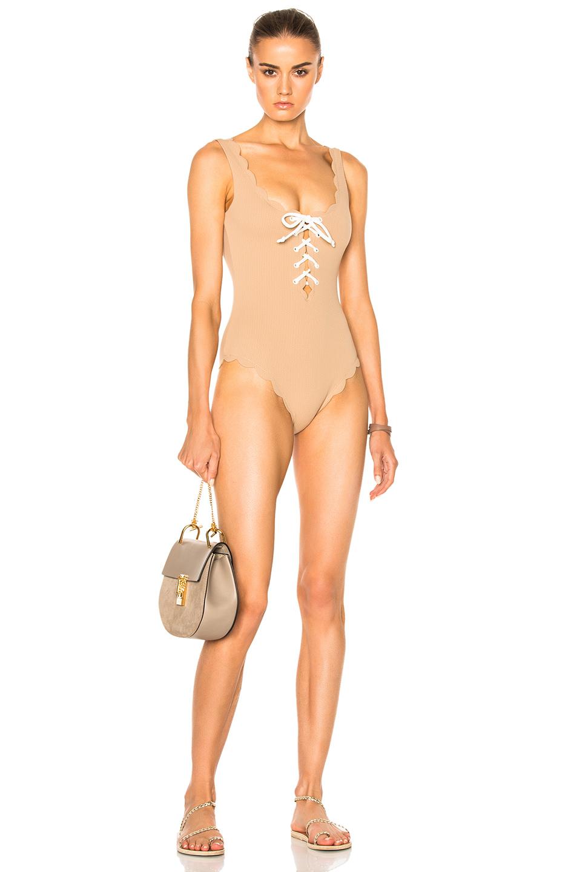 Marysia One-pieces Palm Springs Tie Swimsuit