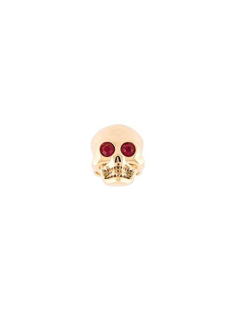 gem eye skull ring