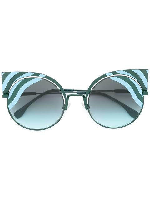 'Hypnoshine' Fashion Show sunglasses