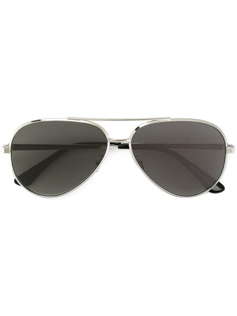 Classic 11 Zero 60MM Aviator Sunglasses