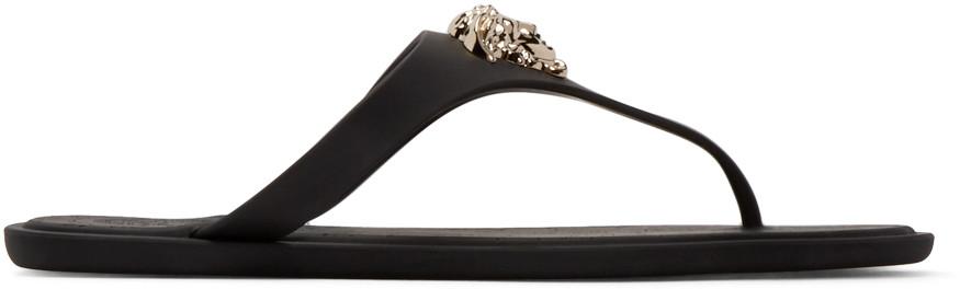 'Medusa Palazzo' Thong Sandals