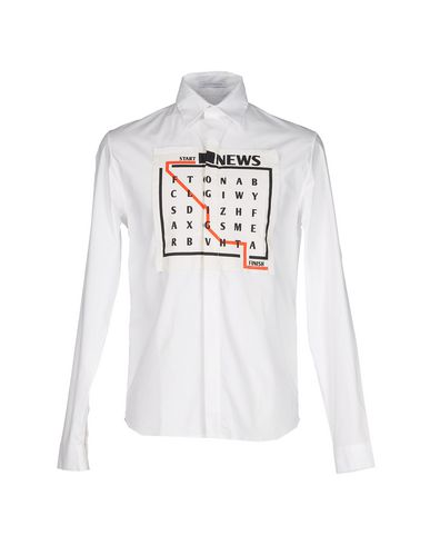 Jw Anderson Cottons Shirts