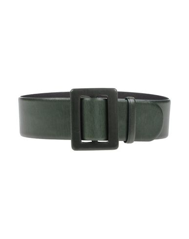 Rectangle Buckle Wide Belt
