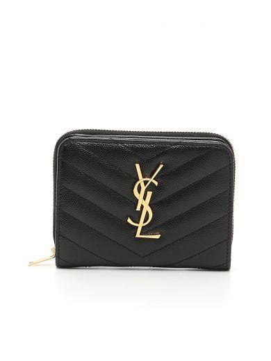 Classic Monogram leather wallet