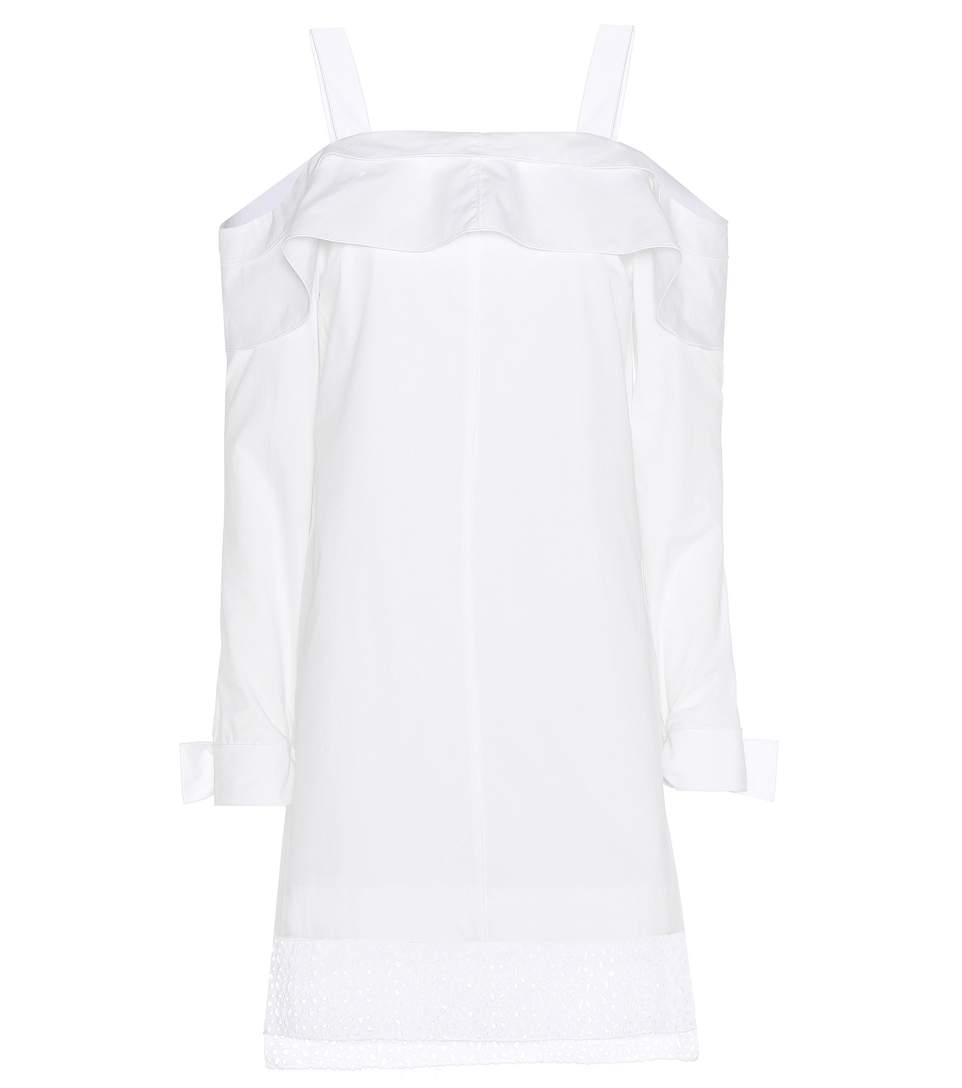 Proenza Schouler Cottons COTTON DRESS