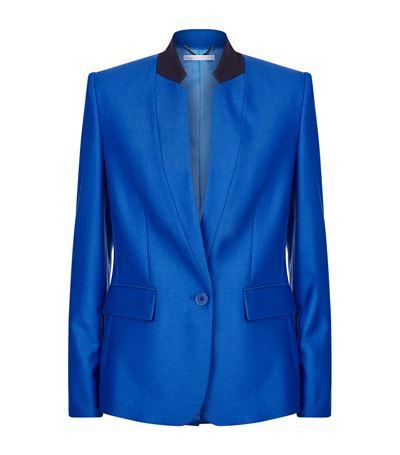 Stella Mccartney Wools Woven Wool Jacket
