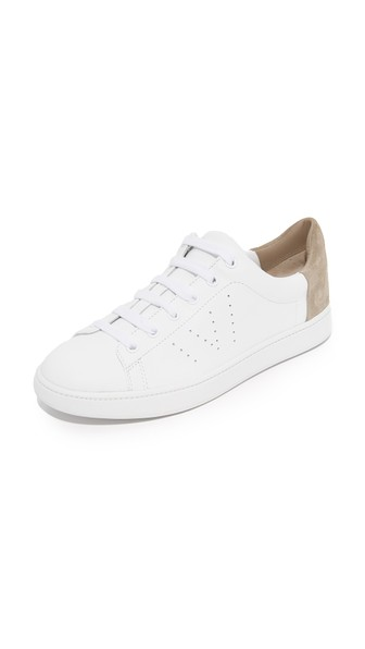 Vince Leathers Varin Sneakers