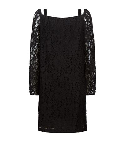 See By Chloé Cottons Guipure Lace Dress