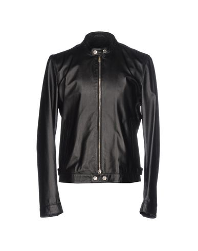 Dsquared2 Leathers JACKETS
