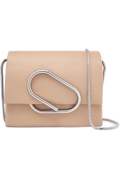 Alix micro leather shoulder bag