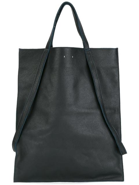 double top handles tote