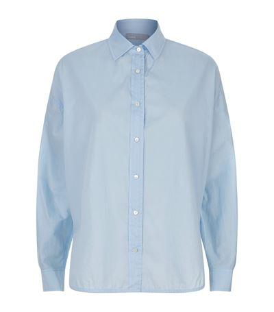 Vince Cottons Button Down Cotton Shirt