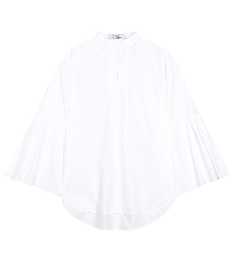 Valentino Cottons Cotton blouse