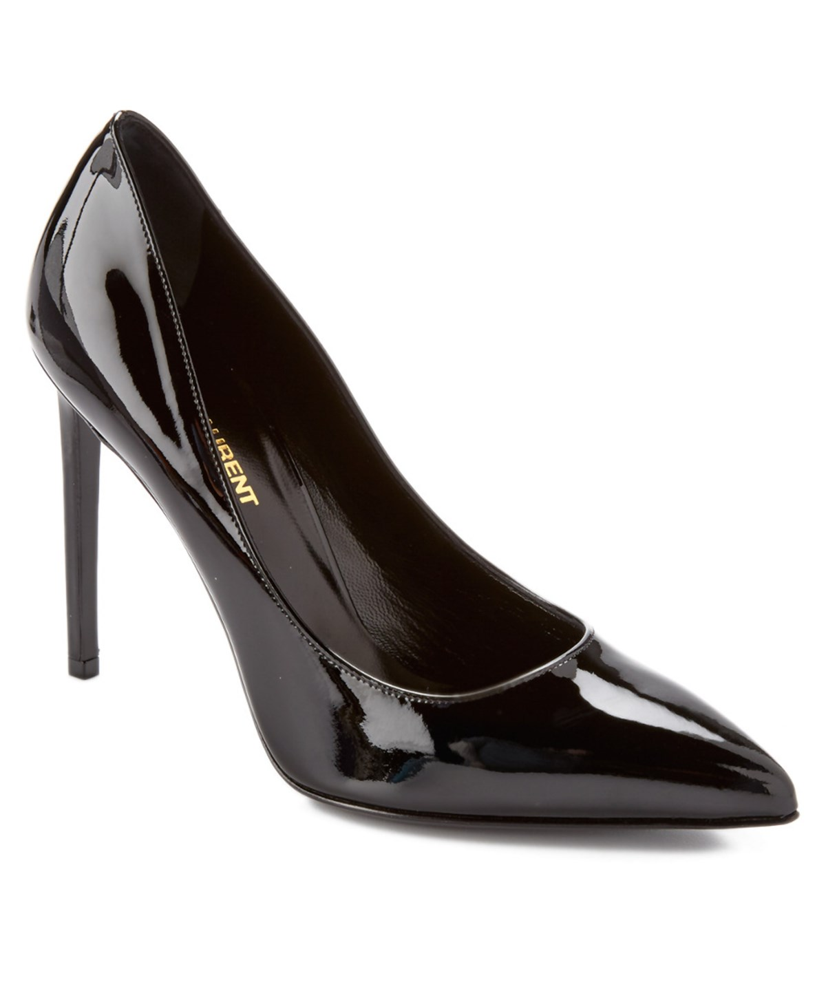 SAINT LAURENT Patent Leather 'Paris Skinny' Pumps