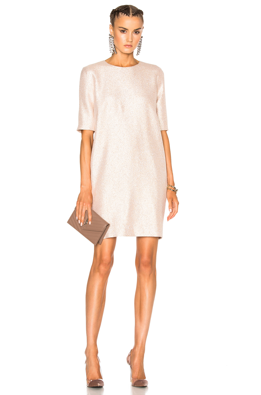 Lanvin Silks Shift Dress