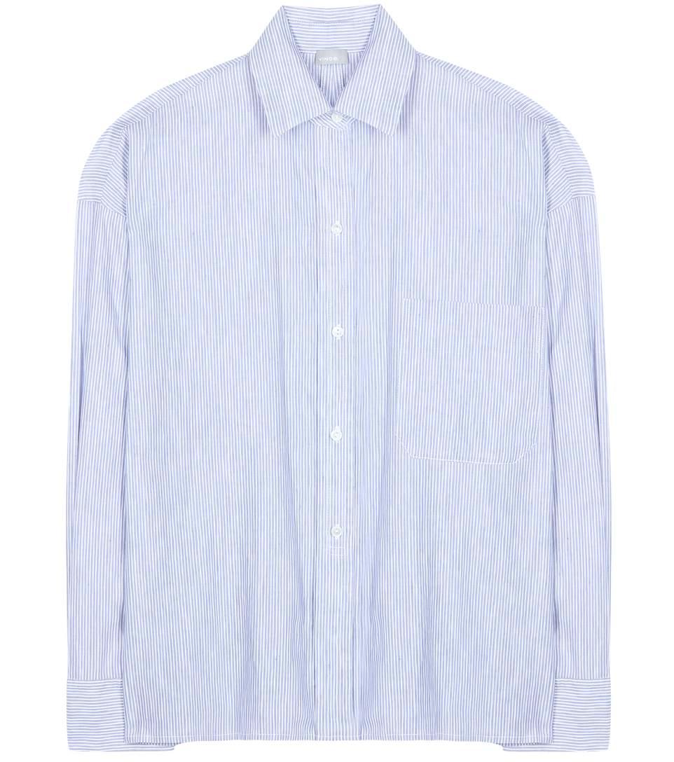Vince Cottons Linen and cotton shirt