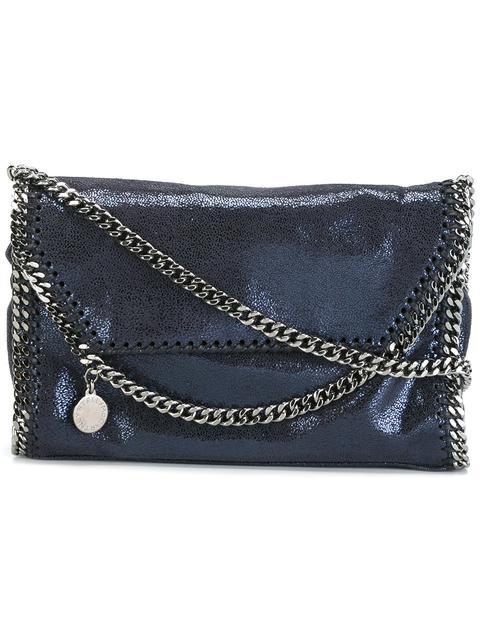 Stella Mccartney Leathers Falabella shoulder bag