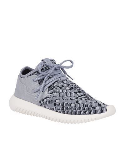 ADIDAS TUBULAR ENTRAP LIGHT GREY SNEAKER