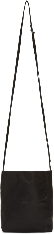 Ann Demeulemeester Black Small Luvas Bag