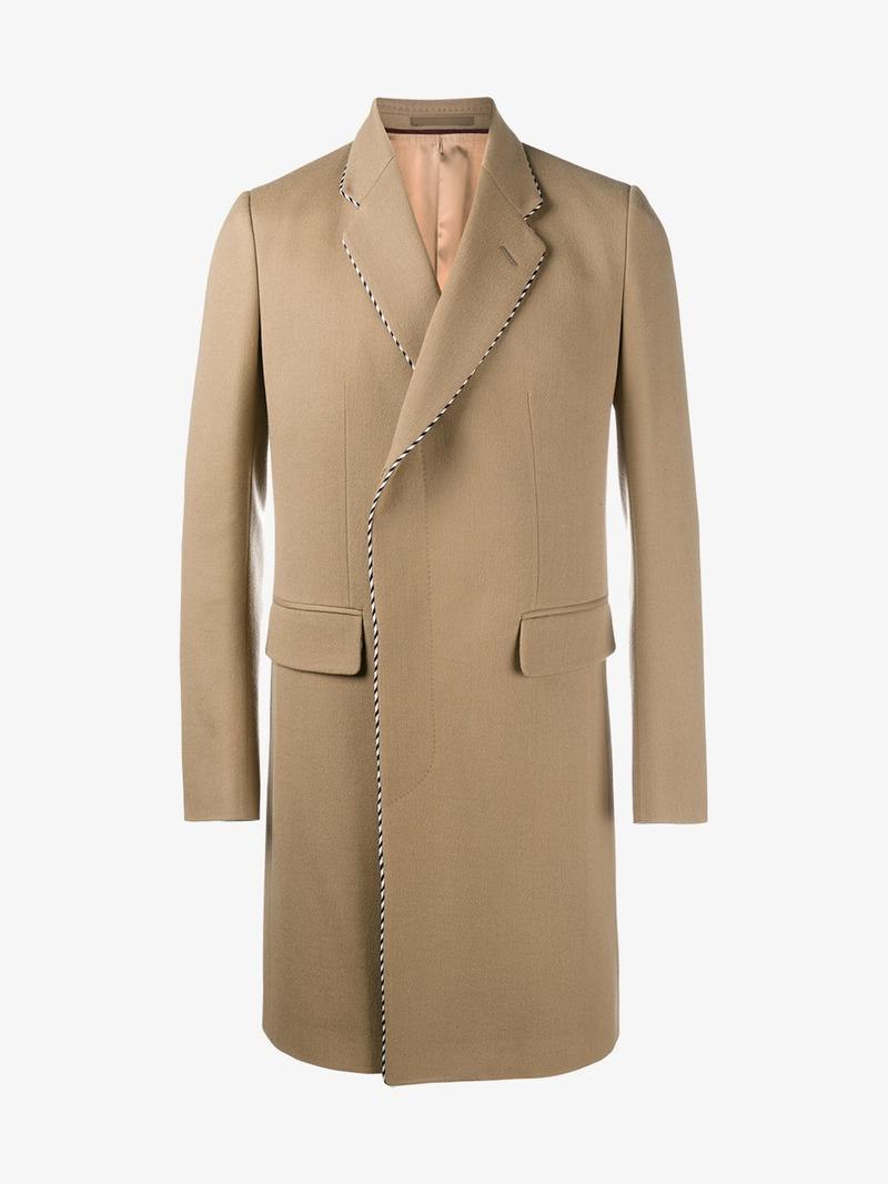 Gucci Wools GUCCI DOUBLE BREASTED COAT