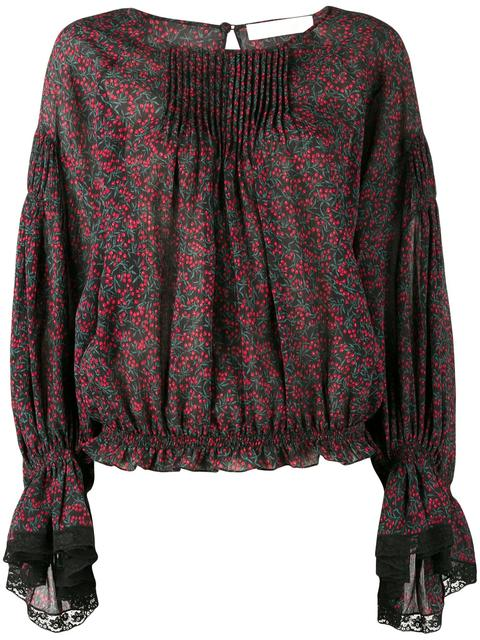Chloé Cottons PRINTED LACE