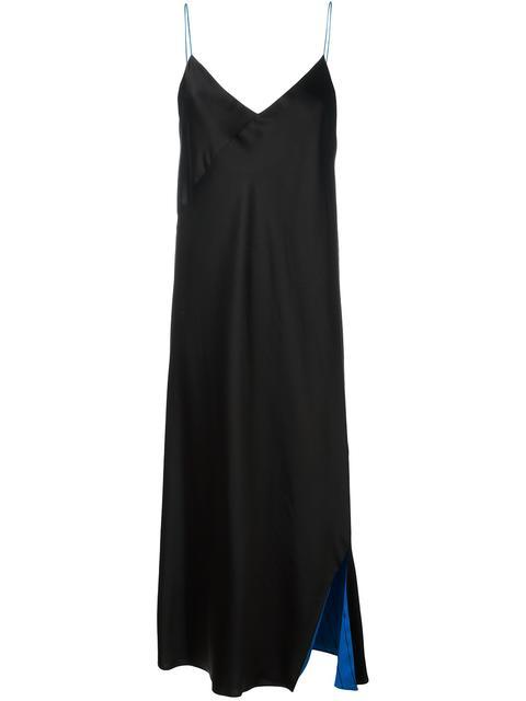 reversible slip dress