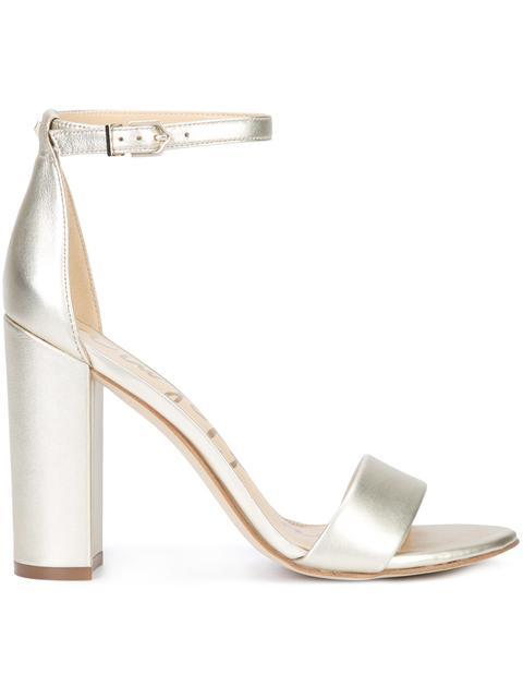 Sam Edelman Yaro Leather Ankle Strap Pumps Jute Modesens
