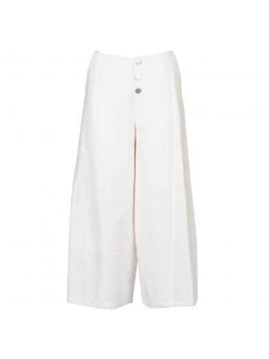 SEE BY CHLOÉ See By Chloé Wide Leg Cropped Trousers