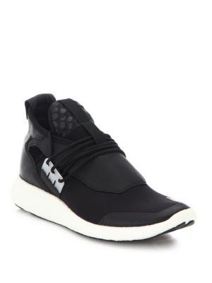 Black Elle Run Sneakers