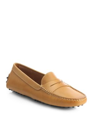 Gommini Leather Drivers Loafer