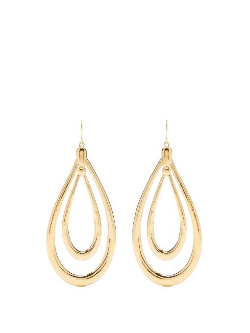 ALCAZAR GOLD-PLATED EARRINGS