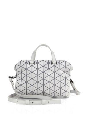 Tonneau Small Matte Boston Bag
