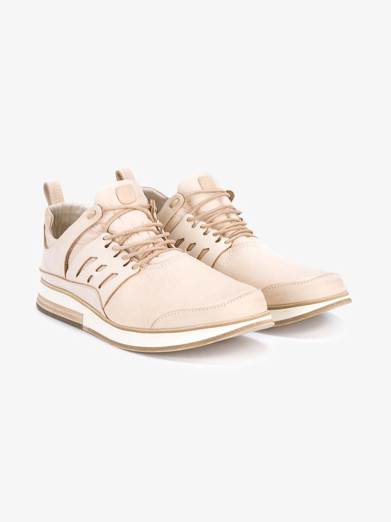 HENDER SCHEME MIP-12 LEATHER SNEAKERS