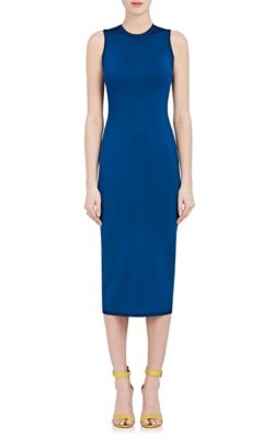 VICTORIA BECKHAM Shine Viscose Dress