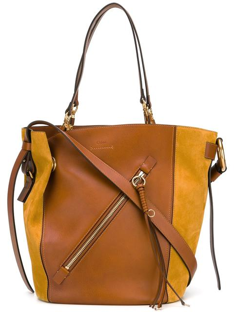 Chloé Leathers MYER TOTE BAG