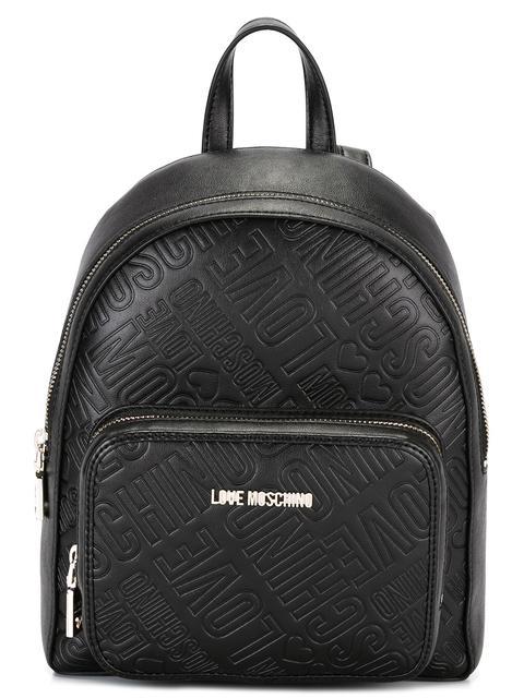 LOVE MOSCHINO Logo Embossed Backpack