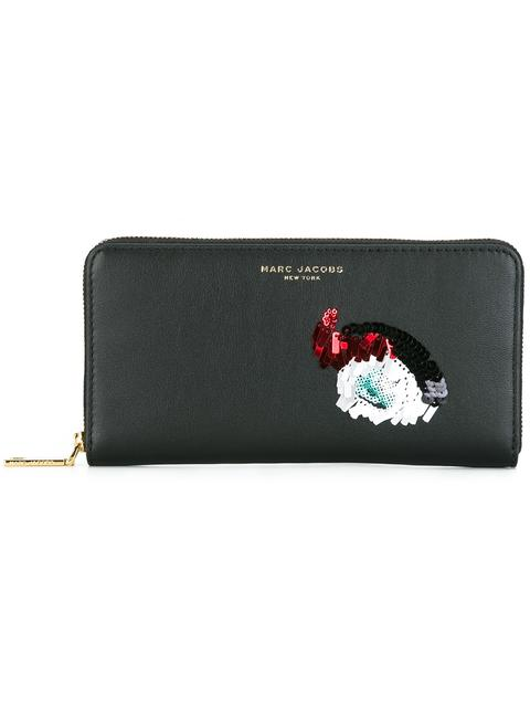 MARC JACOBS Vintage Collage Continental Wallet