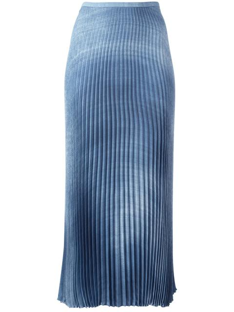 ERMANNO SCERVINO Midi Pleated Skirt