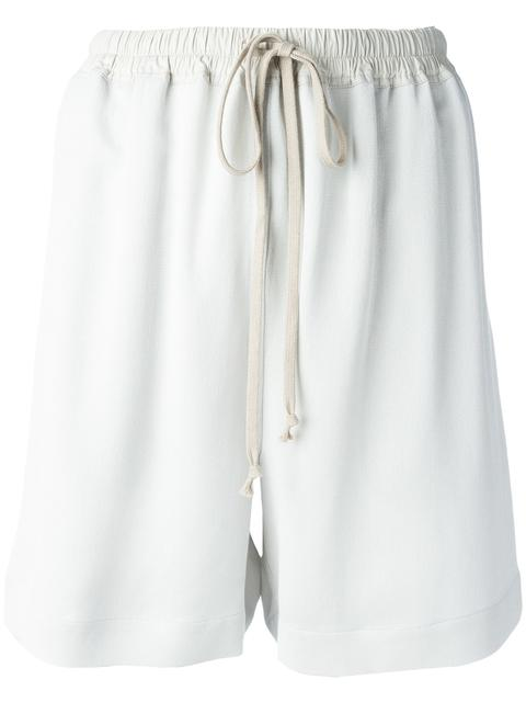 RICK OWENS Loose-Fit Shorts