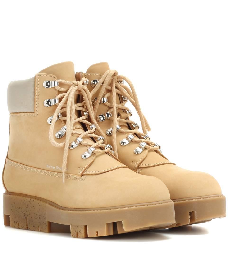 Beige Telde Hiking Boots