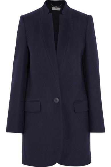 'Bryce' Melton Wool Blend Coat